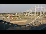 Формула Росса-самая быстрая американская горка в мире. Абу-Даби)))